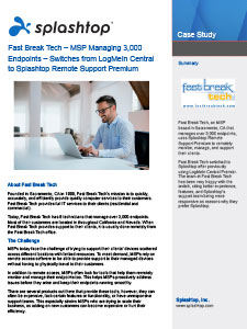 Fast Break Tech - MSP